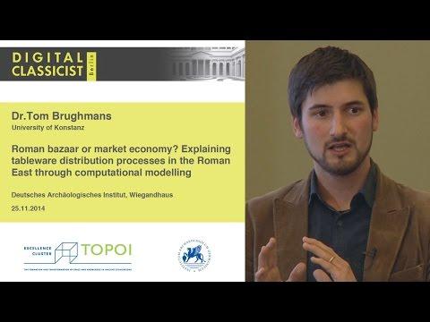 Digital Classicist Seminar Berlin (2014/2015) - Seminar 4