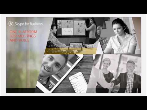 Skype for Business Webcast - The Top 10 Business Benefits 06/07/2016