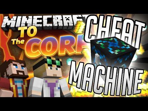 Minecraft Mods - To The Core #47 - CHEAT MACHINE