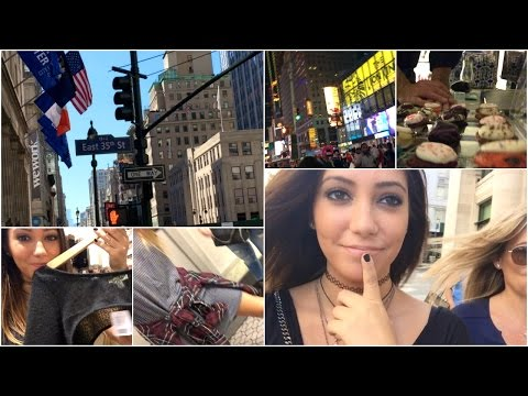 NEW YORK CITY, Walking To SOHO in Heels, Cupcakes