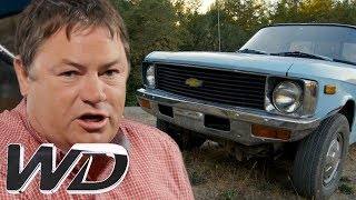 Edd Transforms Chevy LUV Pick Up Truck | Wheeler Dealers