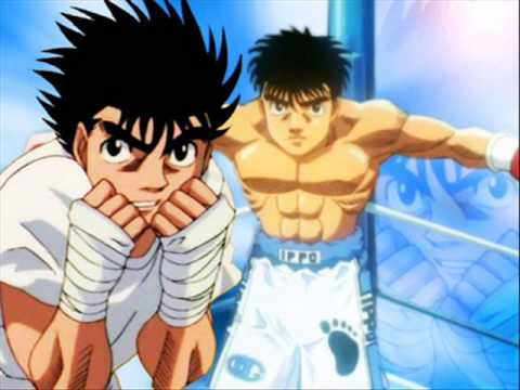 Hajime no Ippo Soundtrack - Black and Blue