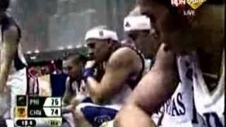 2007 FIBA Asia Chmpionship- Pilipinas-China 3/3