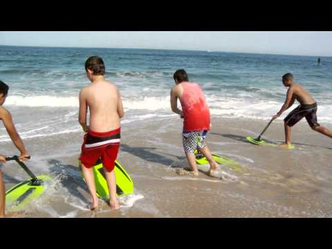 D6 SurfSkimmer and Hang Ten in Belmar, New Jersey, for the Jersey Love Event