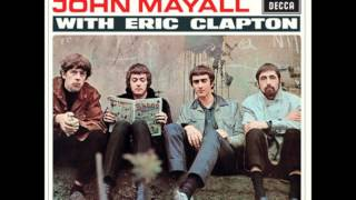 John Mayall and the Bluesbreakers-Steppin
