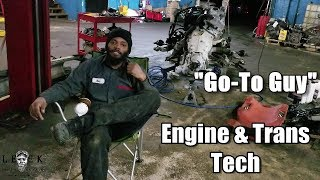 HOW TO BE THE GO-TO GUY ENGINE & TRANS TECH Part 1