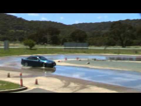 Skidpan day with Rick Bates. GHdriving.wmv