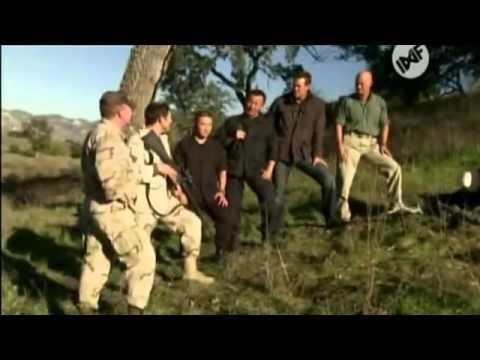 El Guerrero mas Letal--Rangers vs Fuerzas Especiales Norcoreanas