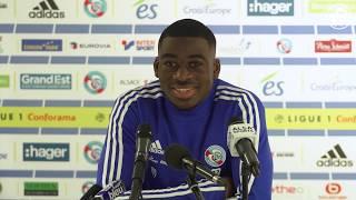"""VIDEO: Avant #FCMRCSA : """"Important de prendre les trois points"""""""