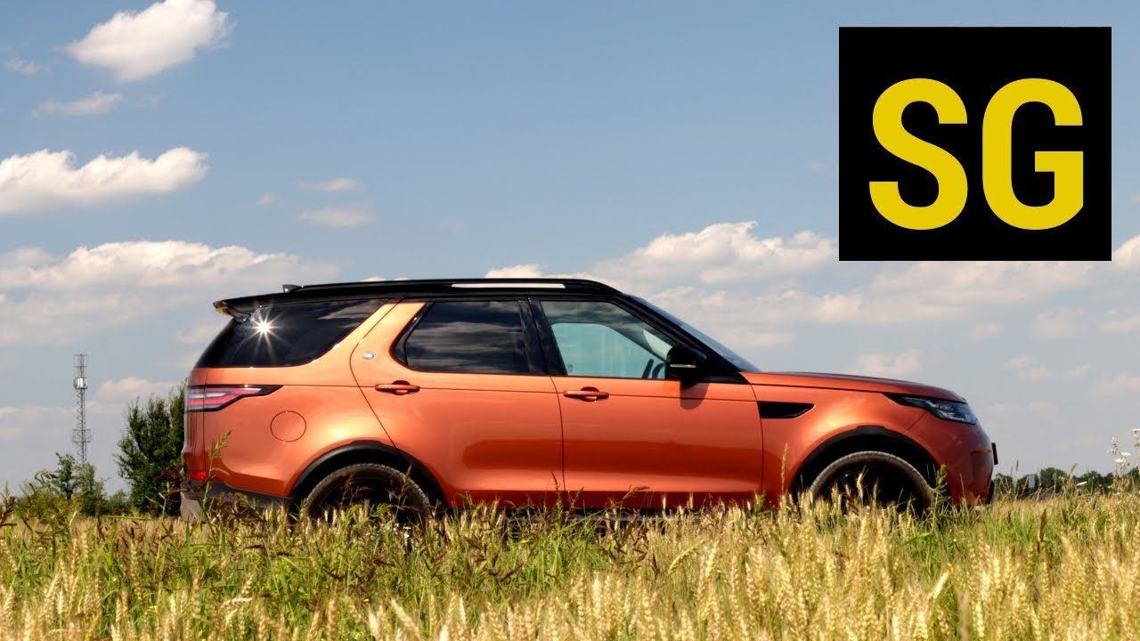 2017 Land Rover Discovery V – #12 SAMO GĘSTE