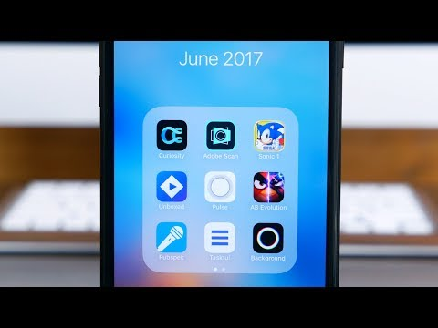 Top 10 iOS Apps of June 2017!