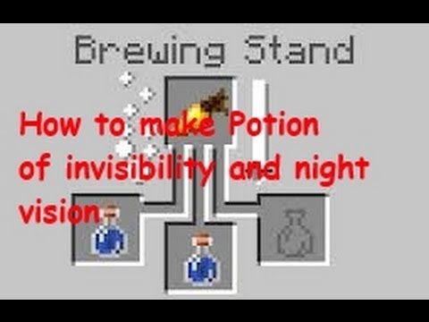 Make in an invisibility potion life real how to How To