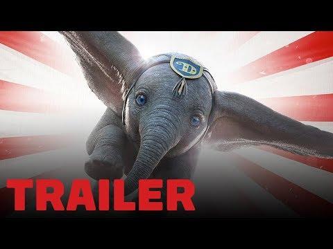 Cort Webber - Tim Burton's live action Dumbo movie