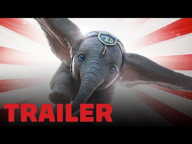 7b879ed2fc3 Δείτε το νέο τρέιλερ της ταινίας «Dumbo» του Τιμ Μπάρτον | LiFO