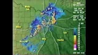 KTVT Severe Weather Bulletin, 1996