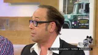 Quand Olivier Gourmet tombe amoureux - C à vous- 18/09/2015