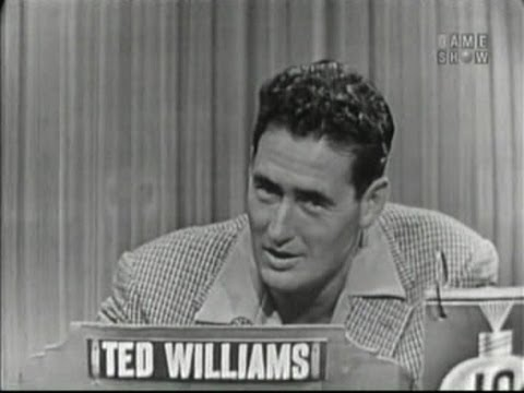 What's My Line? - Ted Williams (May 23, 1954)