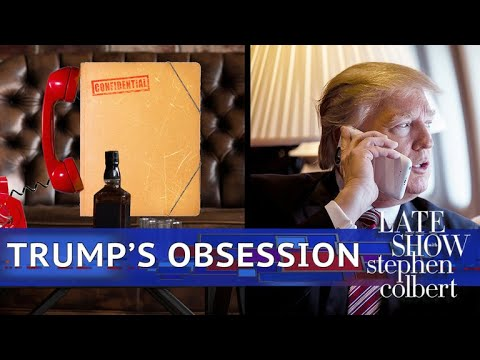Donald Trump Is Obsessed With The Dossier