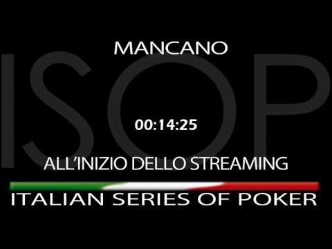 CAMPIONATI ITALIANI - #17 Campionato Italiano PRO Final Table