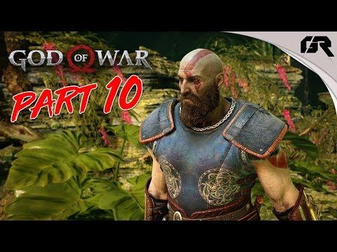 ΠΑΜΕ ΣΕ ΑΛΛΟ ΒΑΣΙΛΕΙΟ - God Of War 4 Greek Walkthrough Part 10