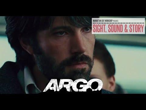 "Film Editor William Goldenberg, ACE on Manipulating Time in ""Argo"""