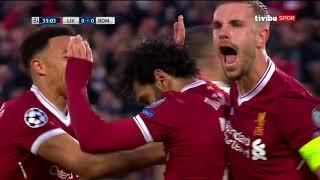 UEFA Şampiyonlar Ligi Yarı Final   <b>Liverpool</b> 5-2 Roma Maç Özeti ...