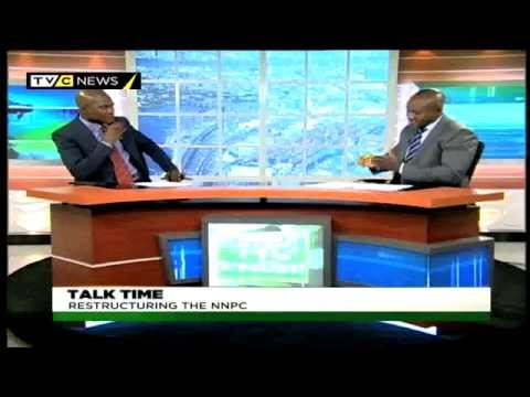 TVC Breakfast | Talktime | Restructuring the NNPC