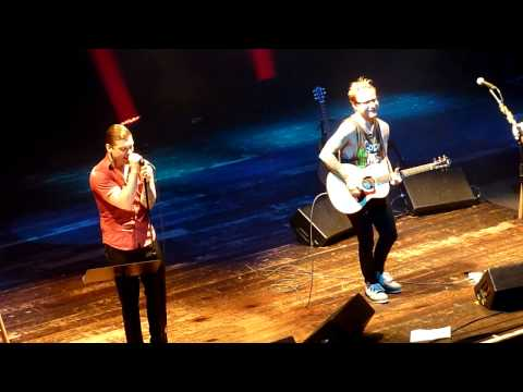 Shinedown - Cover Of Adele's - Someone Like You - Acoustic @ House of Blues Orlando, FL 6-27-2013