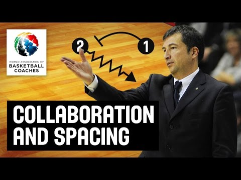 Transition Game Collaboration and Spacing - Luca Banchi - Basketball Fundamentals