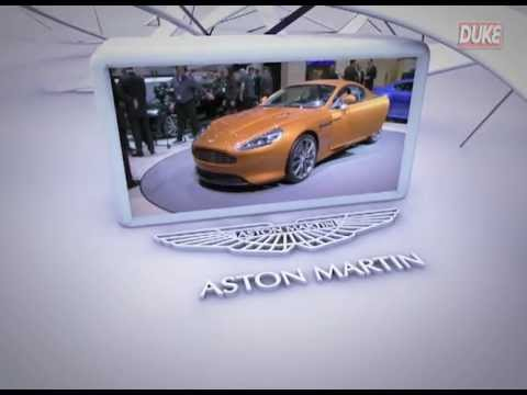 British Motoring Legends Series - 2012  production  - 13 x 47 min