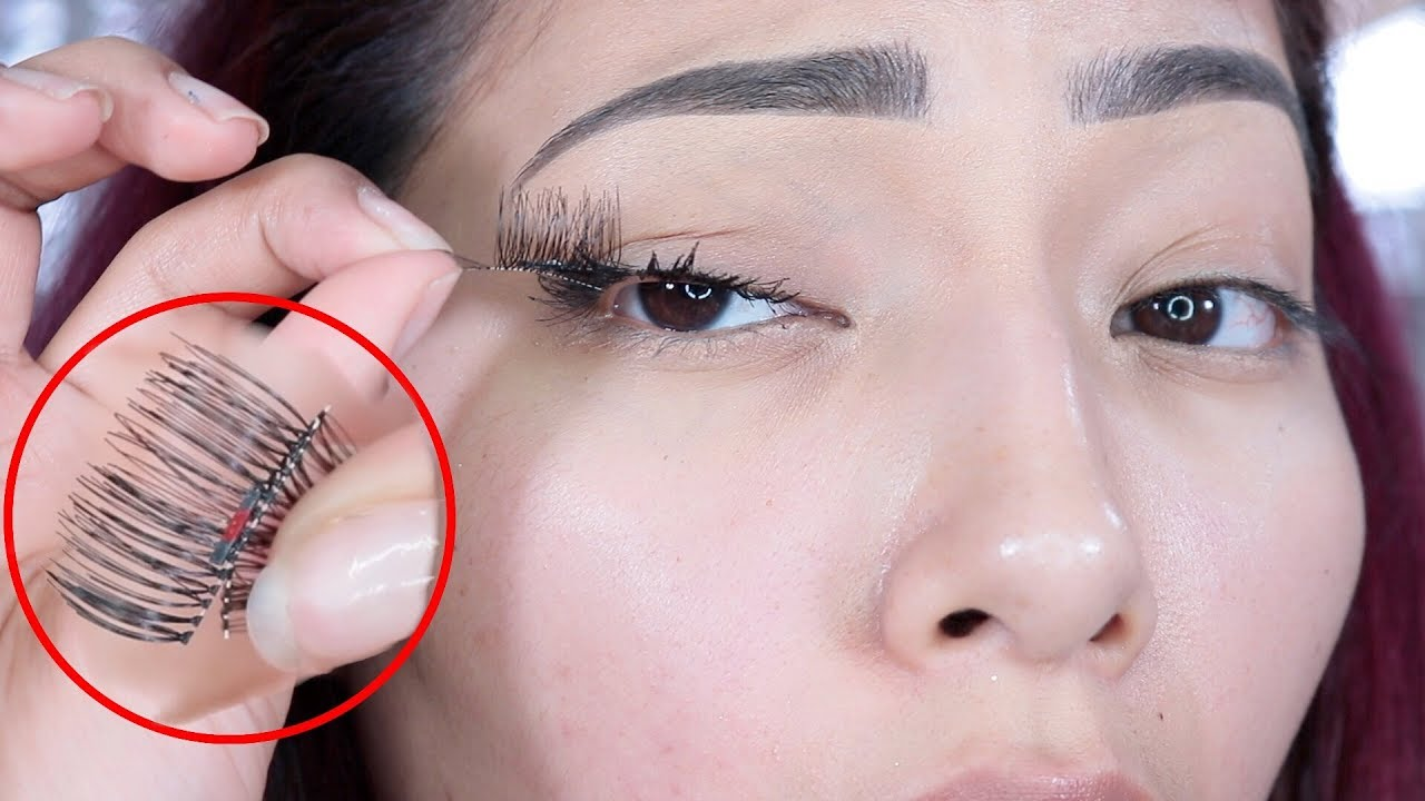 3 Second Lash Magnetic Eyelashes Review Youtube Voucer 3second 30 Persen