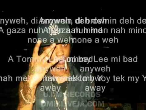 Tommy Lee - Some Bwoy (Lyrics on Screen)
