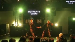 GURI + iz-3. HOT PANTS vol.42 DANCESHOWCASE