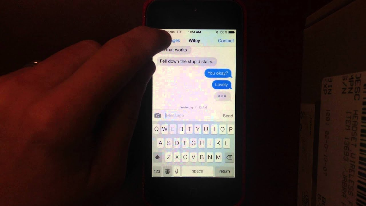imessage typing gif