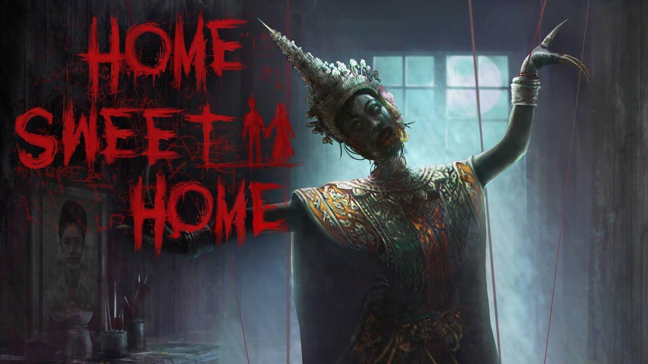 Home Sweet Home Gameplay Amazing New Horror Game Youtube