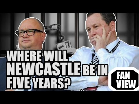Where Will Newcastle Be In Five Years?