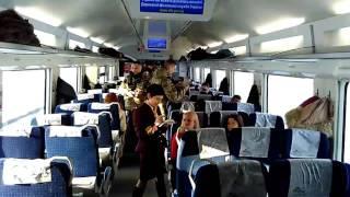 Перевірка квитків у потязі