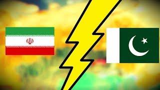 IRAN VS PAKISTAN ! (RealPolitiks S02 FR) #5