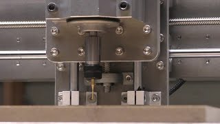 DIY mini CNC machine part 8 (spindle, round one)