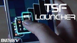 TSF Launcher - Widgets Dinámicos y Excelentes Animaciones