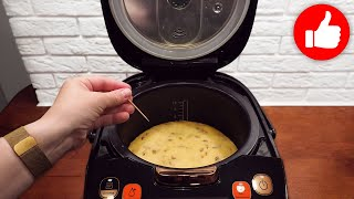 Быстрый пирог без молока и сливочного масла Очень вкусный пирог в мультиварке