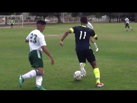2017 Ajax U18 SOSC vs Miramar FC
