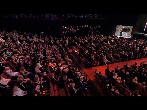 2016 AACTA Awards In Memoriam Segment