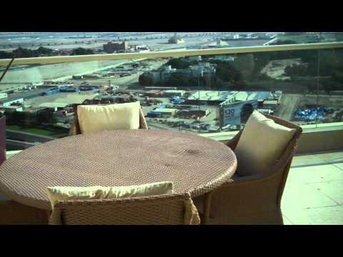 Raffles Hotel Dubai room tour