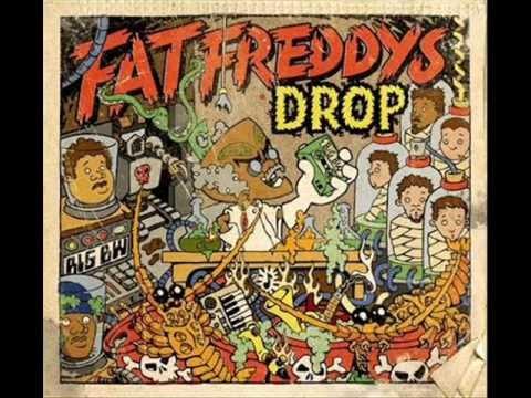 Fat Freddy's Drop epic live in Paris 2005 Unpublished Midnight marauders part 3