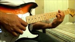 EN TU LUZ ,, EN ESPIRITU Y VERDAD (TUTORIAL  lead guitar  ) ,,.wmv