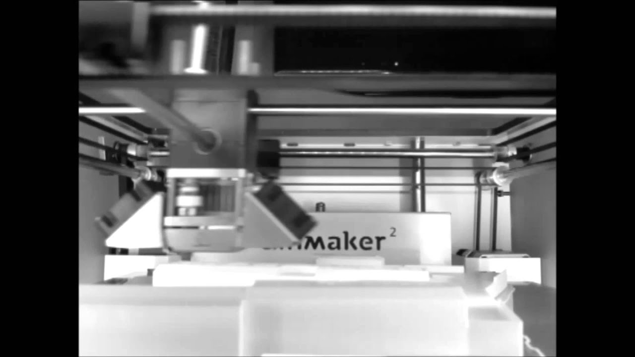 3D PRINTING ARCHITECTURAL MODEL YouTube