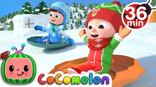 Hide & Seek Jingle Bells + More Nursery Rhymes & Kids Songs  CoComelon