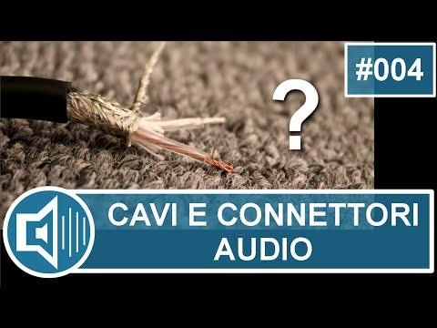 Cavi audio ed errori comuni nelle connessioni [vchr004]