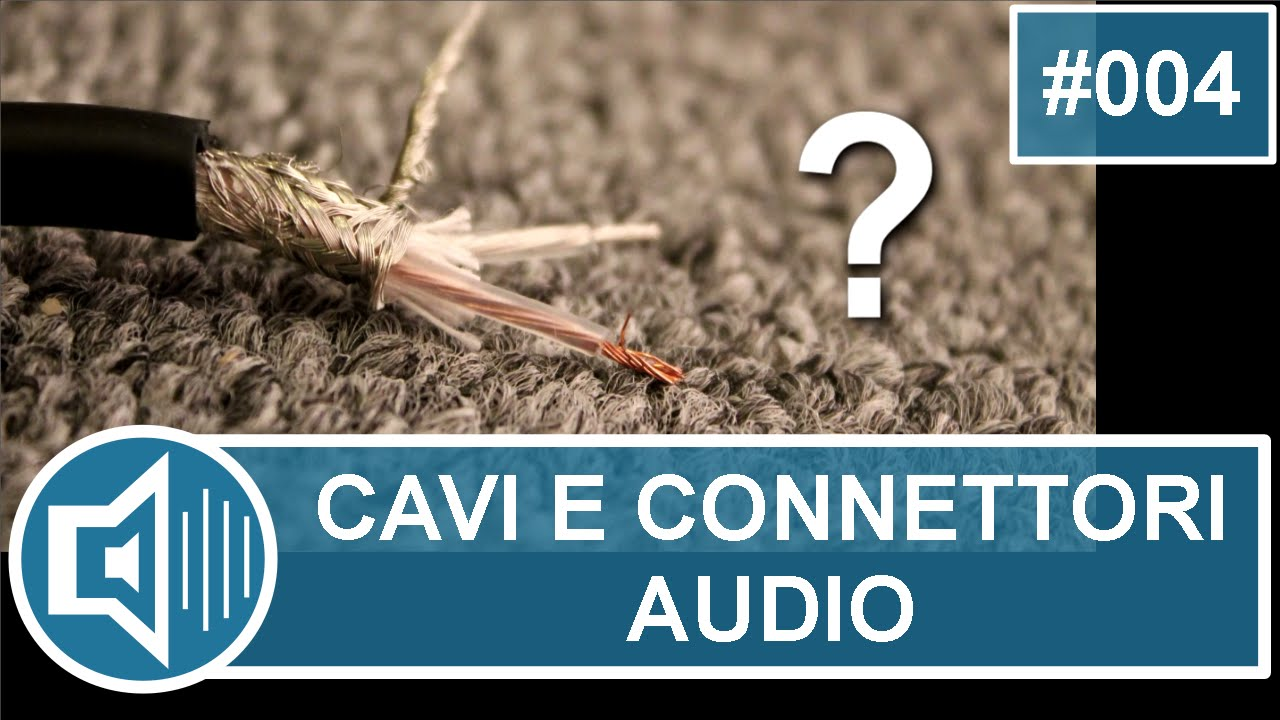 Schema Collegamento Xlr : Cavi audio ed errori comuni nelle connessioni [vchr004] youtube